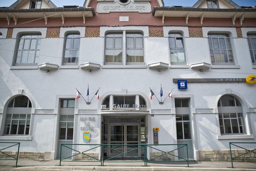 La Mairie de Beure