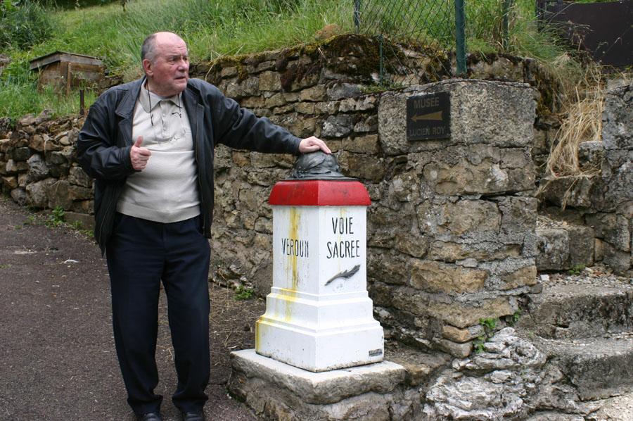 Jean CRETIN : fondateur du Musée de Beure