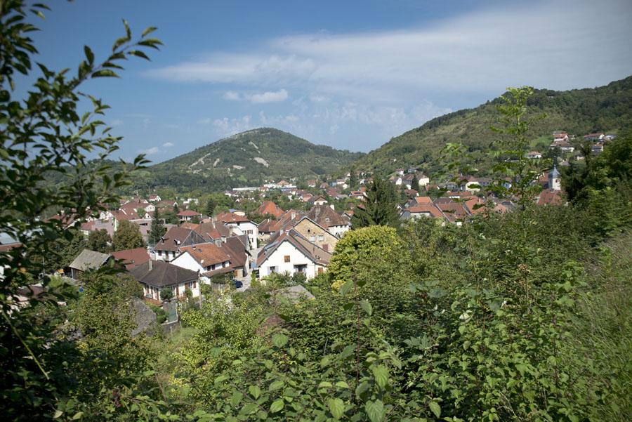 Village de Beure (Doubs 25)