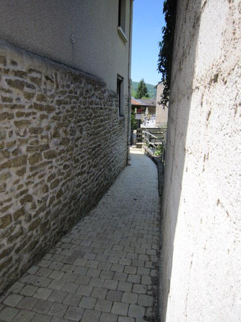 Quartier de Metz à Beure