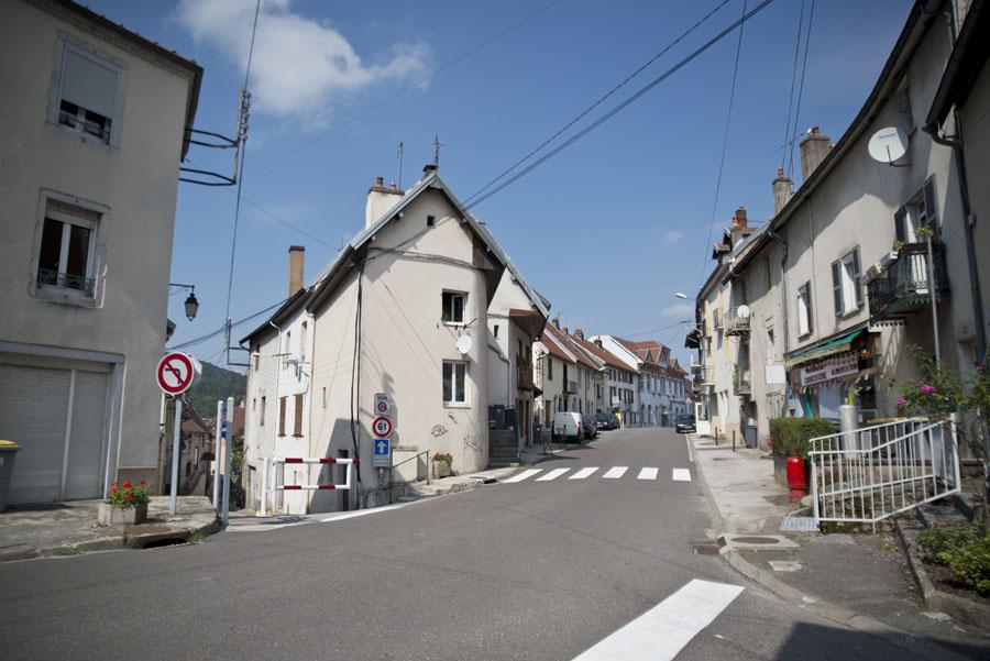 Grande rue de Beure