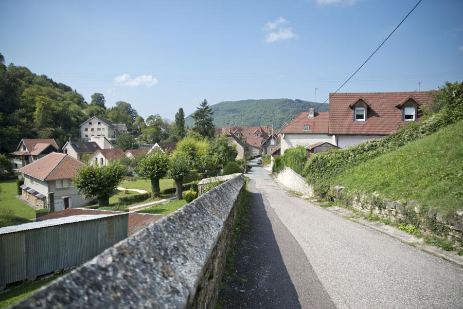 Rue dans Beure